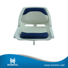 Made in China Foam Contoured Padded pontoon boat seats