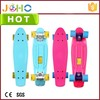 Outdoor Equipment Plastic Street Surfing Penny Colorful Truck skateboard manufacturers