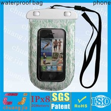 New design waterproof bag cover for iphone5