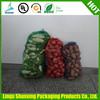 onion mesh bag/firewood mesh bag/mesh bag for firewood