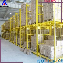 warehouse stackable rack adjustable heavy duty wide selection metal stock factory supplier