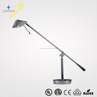 GZ60004-1T New coming wholesale metal LED table lamp modern LED reading lamp