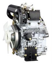 Changchai V-Twin Cylinder Diesel Engine EV80 for Generator Set / Tractor / Water Pump Set / Boat