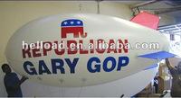 helium balloon custom made inflatable blimp for sale