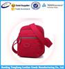 woman multilayer lady shoulder bag cute model nylon bag travel bag