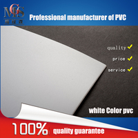 0.30mm to 4mm transparent rigid high quality pvc sheet