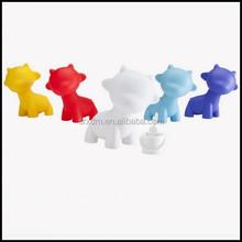 Kidrobot Micro Munnyworld RAFFY 2.5inches,OEM Munny Blank DIY Soft Vinyl Figure,custom design roto casting vinyl toy for child