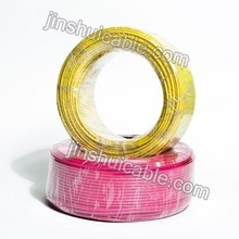 500V PVC electric flexible cable wire / flat twin wire