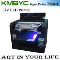 BYC uv led printer/uv printer for ceramic tile/wood/ PVC / metal/ leather / other hard materials, uv lamp
