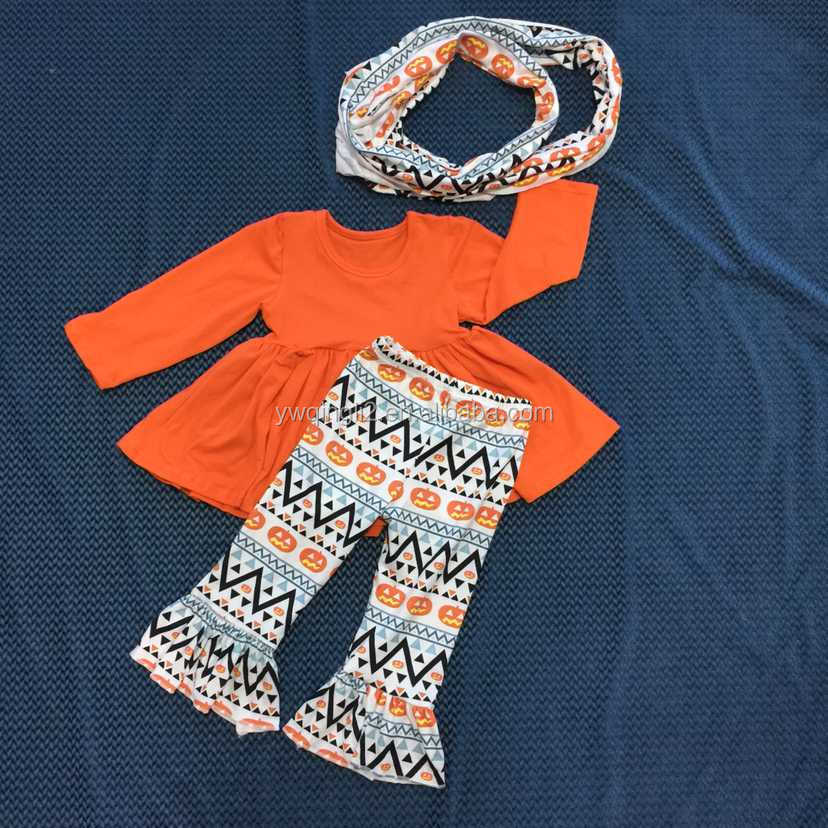 Wholesale Children's Boutique Clothing 3pcs Baby Clothing ...