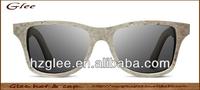 stone designer wooden fashion sunglasses
