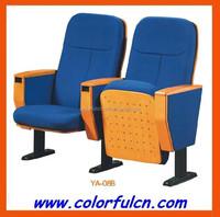 Most Popular Solid Wood Auditorium Chair Auditorium Seating Auditorium Seat YA-08B