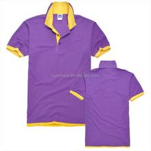 polo collar women polo t-shirt direct factory