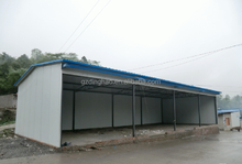 good quality prefabricated house with luxury design and low cost