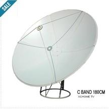 2015 High definition satellite dish 1.8m
