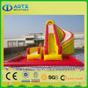 Hot sale inflatable slide combo, giant inflatable water slide for sale