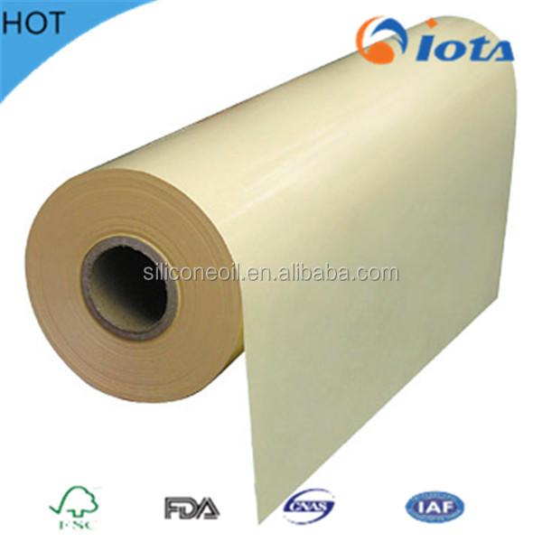 Alimentos- grau de papel vegetal com alta impermeabilidade e transparência