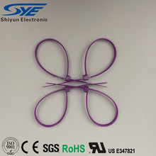 UL recognized PA66 nylon cable tie household office use