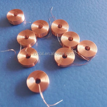 Copper air core coil for solar Toy