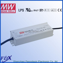 Meanwell 60w smps CLG-60-36 waterproof electronic led driver