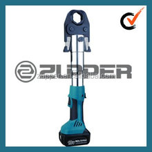 EZ-1528 battery copper pipe stainless steel pipe pex pipe crimping tools