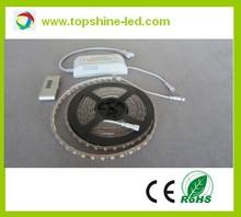 led flex strips 5050 Color IP65 White PCB 5050 14.4W per metr