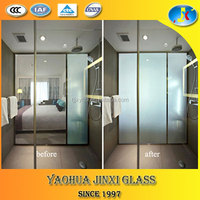 switchable electric Privacy Glass in house