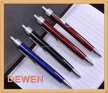 Promotional Push Function Metal Manual Pen