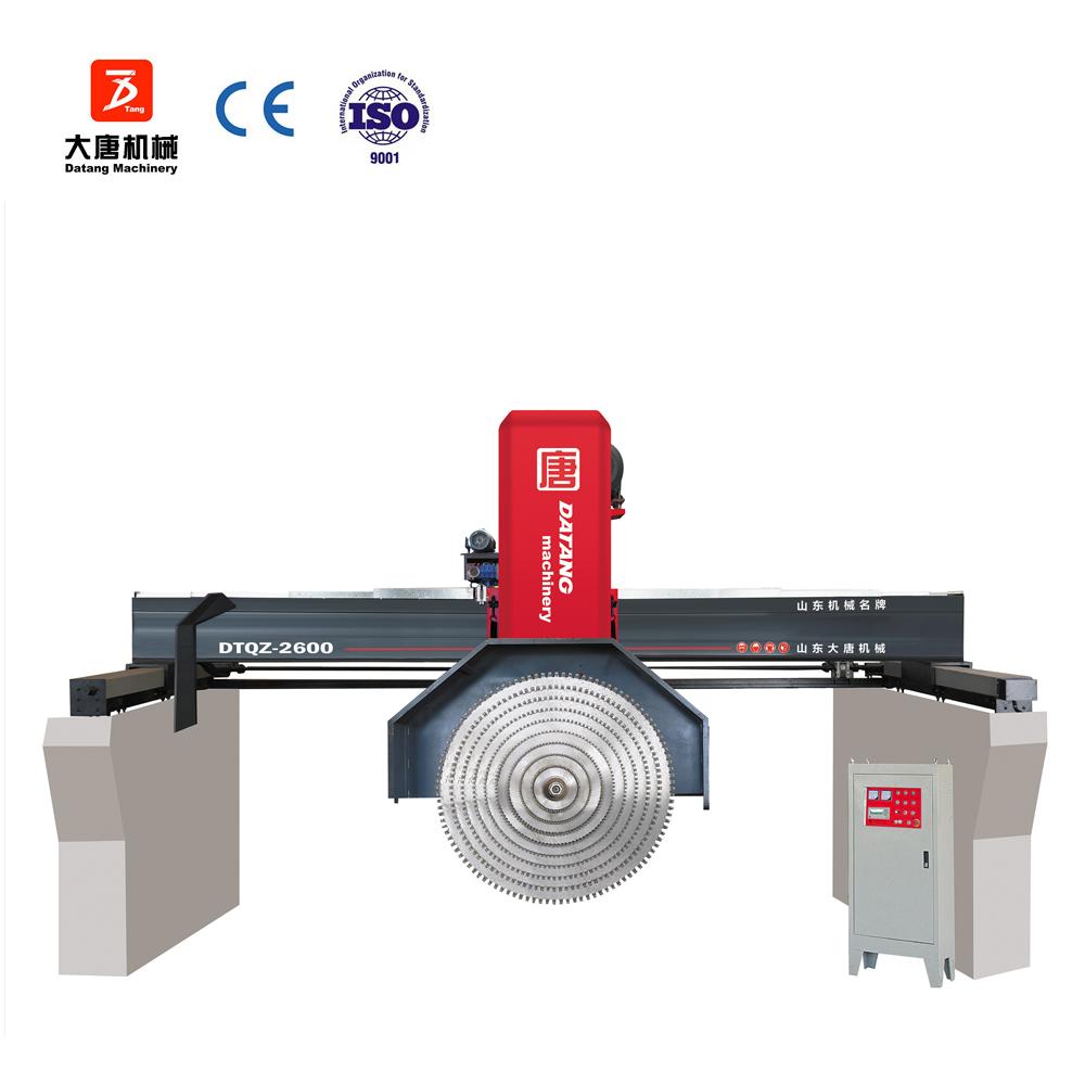 DTQZ-2800 (표준 타입) 1000 미리메터 블레이드 cnc 자동 브리지 락 톱