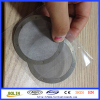 coffee filters direct round mesh filter for aeropress and espresso coffee maker