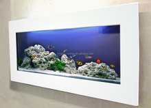 HOT SALE-WALL HANGING AQUARIUMS/WALL FISH TANK/AQUARIUM TANK