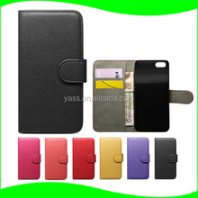Leather Phone bag for apple iPhone 5, Phone Bag Case for iPhone 5 Mobile Phone Accessory