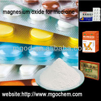 multi functional cosmetic pharmaceutical grade magnesium oxide mgo for hydrotalcite tablets