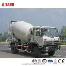 Self Loading Concrete Mixer Truck Used For Building Construction Equipment