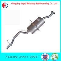 factory hot sale China auto universal titanium muffler
