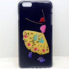 real dry flower mobile phone bags & amp cases hot 2015 for Samsung