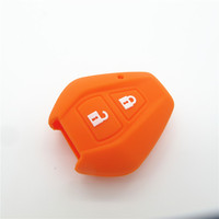 Develope your company sepcial promotional silicone items cute silicon car key cover for brand car keys