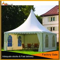 New wedding hall decorations pagoda tent