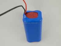 7.4V vacuum cleaner rechargeable batteries