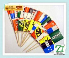 "wholesale high quality "" Bottled cocktail/parasol/umbrella/luau party tooth picks disposable"