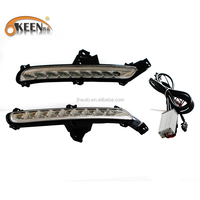 2015 Wholesale Product High Power K2 Led Car DRL Daytime Running Lights for Kia led