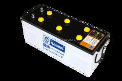 Professionally-Producing 12V150AH Lead Acid Dry Car Battery