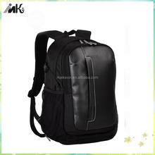Unisex Elegant waterproof shoulder bag custom leather school backpack