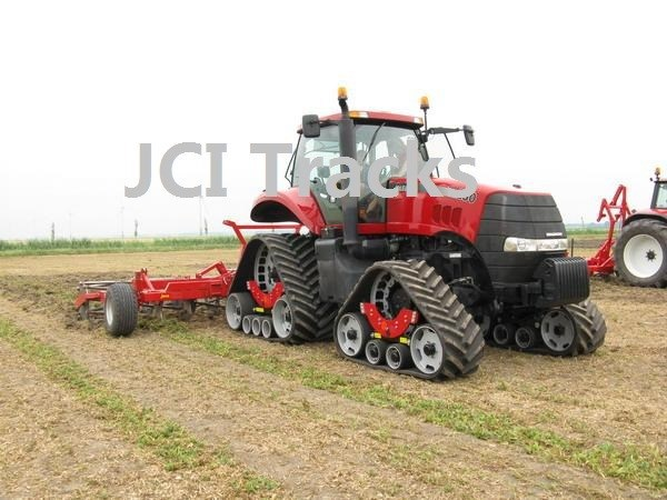 Tractor Track System : Rubber track conversion systems for large tractor buy