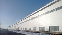 Industrial Prefab Steel warehouse
