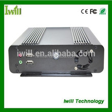 Cheap aluminum chassis S170 mini itx case with 2.5 inch HDD