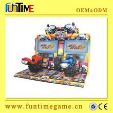 2015 Popular game arcade simulation screen machines motorcycle