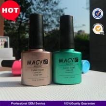Macy gel uv muestras gratis, uñas de gel de imágenes, gel de esmalte de uñas mayoristas