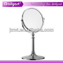Classic Design chrome plating cosmetic mirror work dress