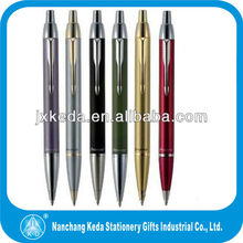 Hot new products for 2015 stationery ceramic ball pen